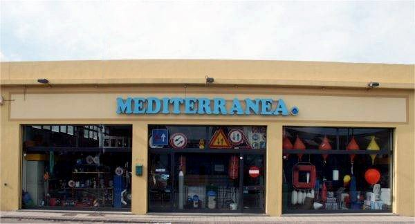 Mediterranea Forniture nautica - accessori nautica online -